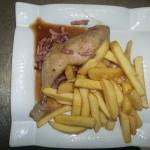 poulet façon grand mere