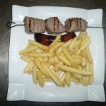 assiette de barbecue