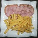 jambon grille